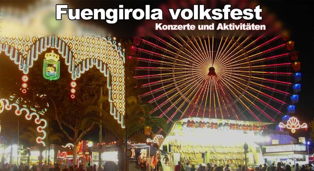 Fuengirola volksfest