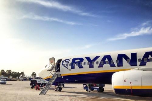 Ryanair storniert 2000 Flüge