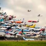 Der Flughafen hat sämtliche Rekorde übertroffen