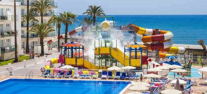 Hotel for kids in Estepona