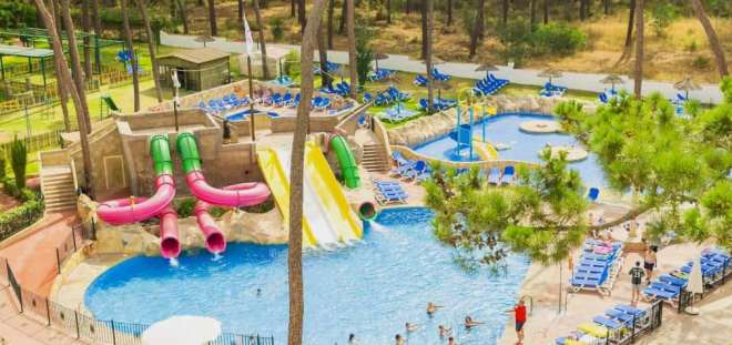 Hotel for kids in Marbella Roc