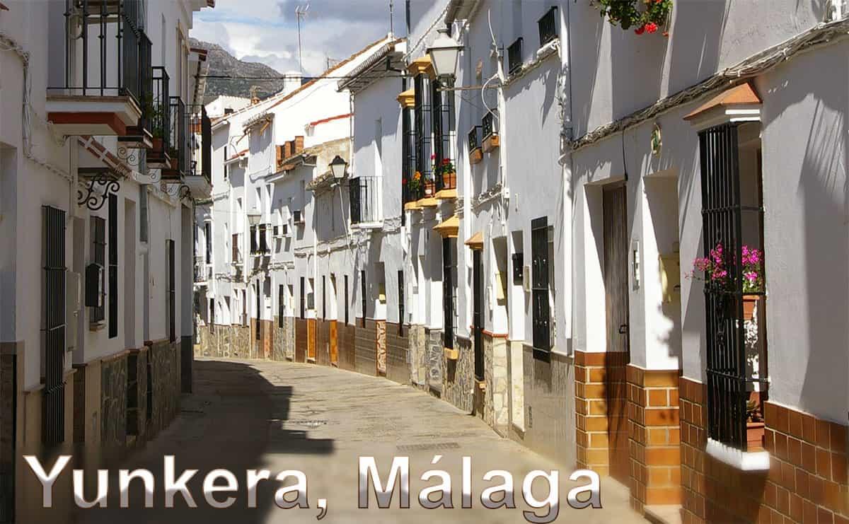 Yunquera en Málaga