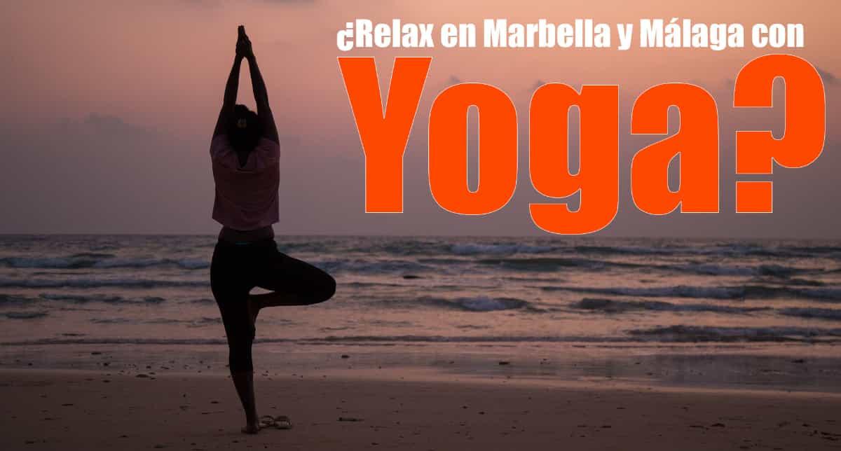 Sesiones de Yoga en Málaga y Marbella