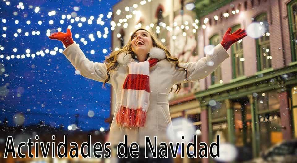 Actividades de Navidad en familia y para niños