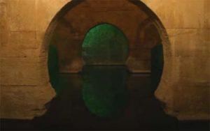 Thermalbäderin Alhama de Granada