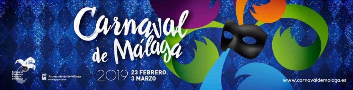 Fechas del Carnaval de Málaga 2019 - Agenda de días destacados