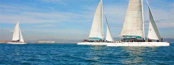 Excursiones en barco desde el Puerto de Málaga