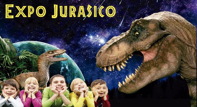 ¡Dinosaurios en Málaga! Llega Expo Jurásico con actividades para niños