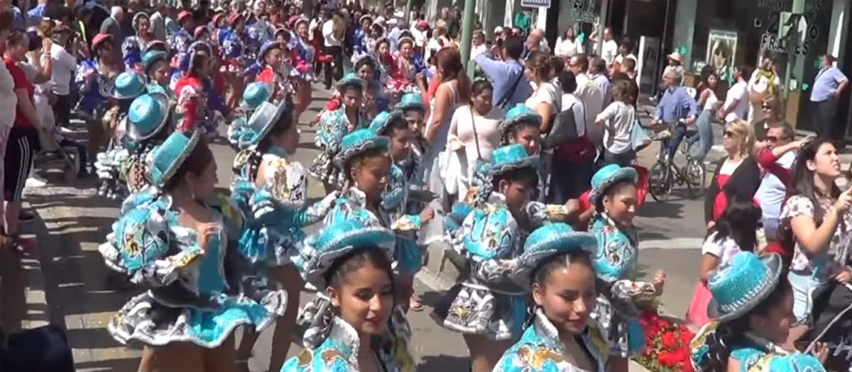 Feria Internacional de los Pueblos en Fuengirola 2018
