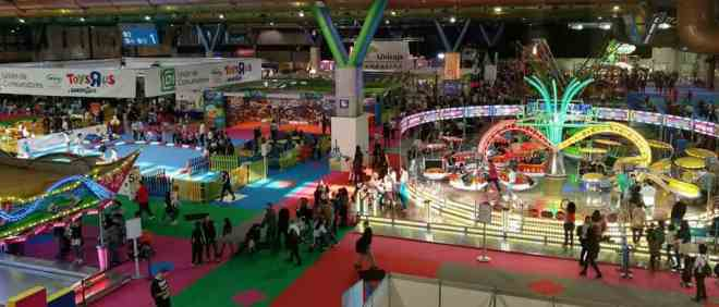 Children's Fair MIMA in Malaga