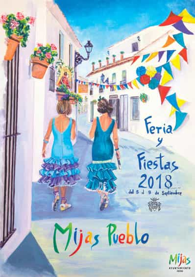 Mijas Town Fair in 2018