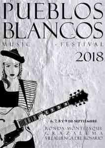 Festival música en pueblos blancos