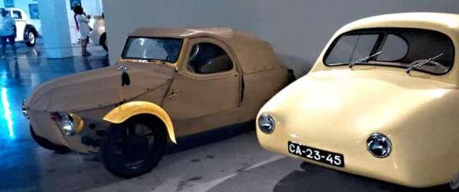Fuldamobile de 1955
