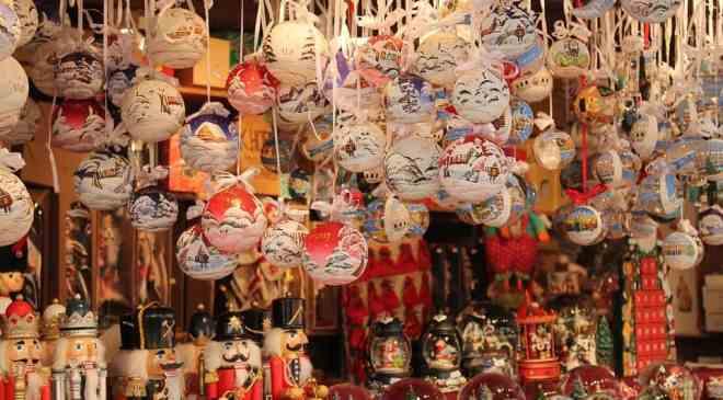 Mercadillo de Navidad en Arroyo de la Miel, Benalmádena