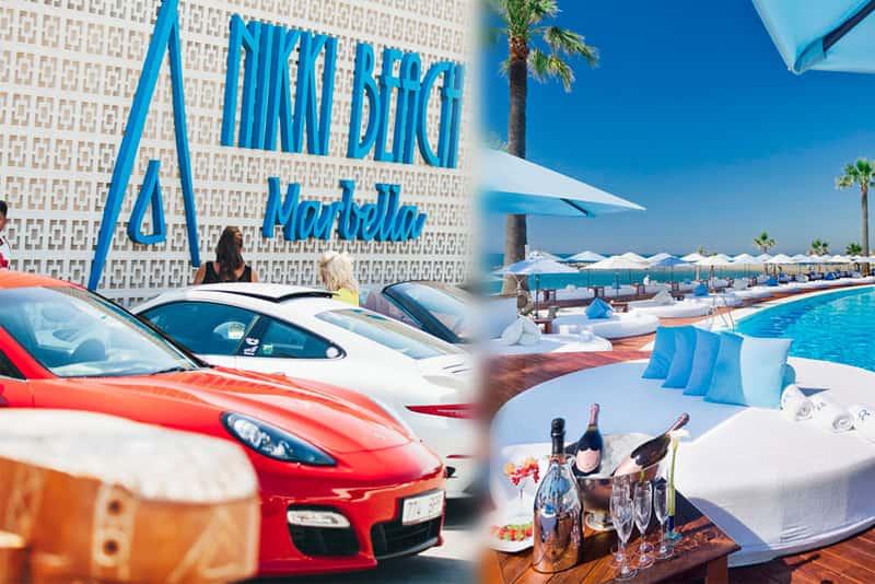 8528dddfe5081 Nikki Beach Marbella 2019 - White Opening Party