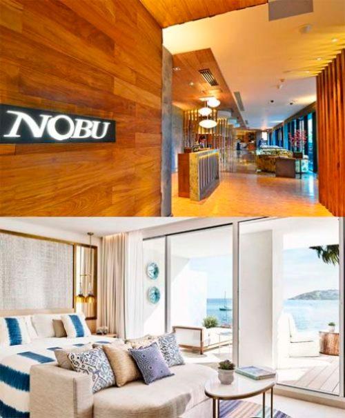 Nobu Hotel Chain