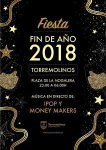 Nochevieja en Torremolinos 2018-2019