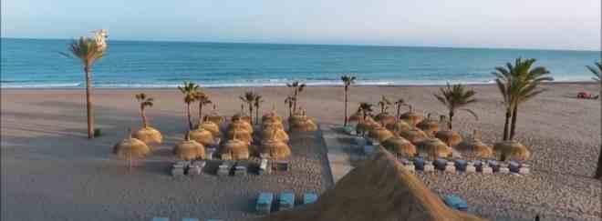 Playa Padre en Marbella