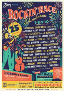 Rockin' Race Jamboreee 2019