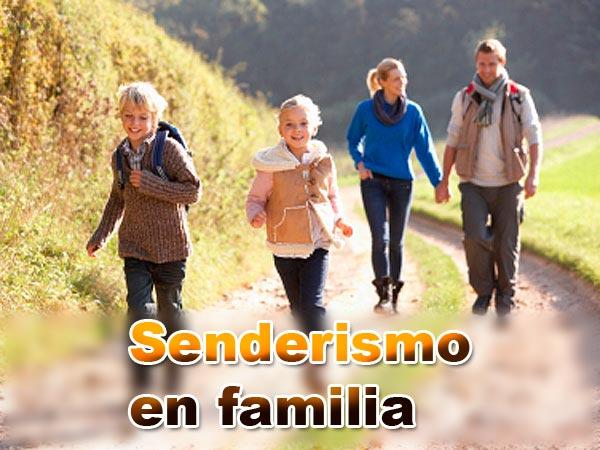 senderismo en familia por Málaga