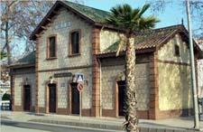 Malaga coin train