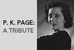 P. K. Page: A Tribute
