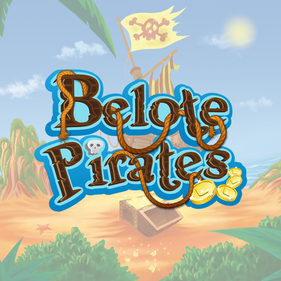 Ludi Belote Pirate