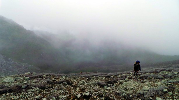 Boulders in Mount APO