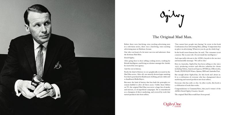 David Ogilvy - The Original Mad Man