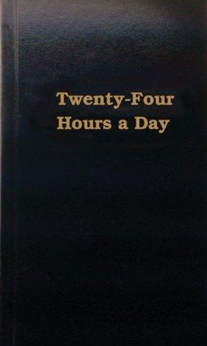 Twenty Four Hours A Day Book AA