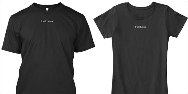 it will be ok shirts
