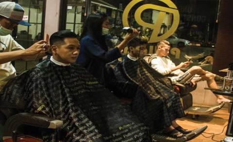 Pullman Barbershop Malang