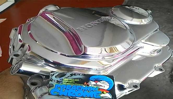 Doraemon Chrome Malang
