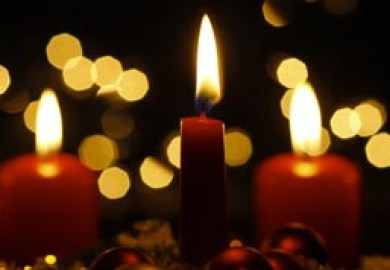 Advent Candles Meaning Baptist