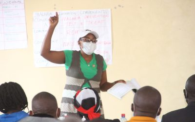 Rotarians – Serving To End Malaria In Zambia