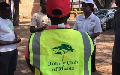 Msasa Small Grant Project Update