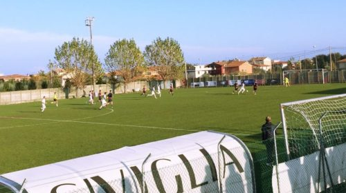 Marotta vs Cantiano 1-1