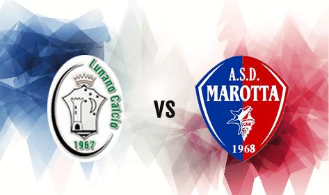 Lunano vs Marotta 0-0