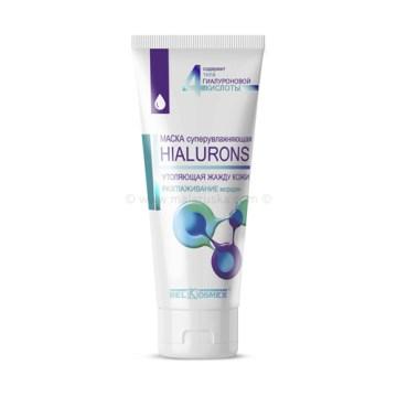 HIALURONS - Superhidrirajuća maska za lice, vrat i dekolte