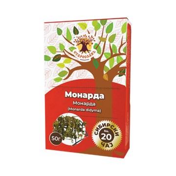 Sibirski čaj MONARDA