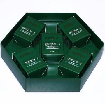 SVJATODAR – Komplet manastirskih čajeva pakovanje