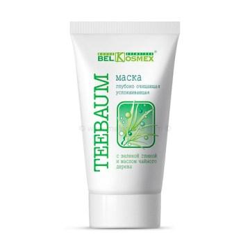 Teebaum - Maska sa čajnim drvetom za dubinsko čišćenje kože