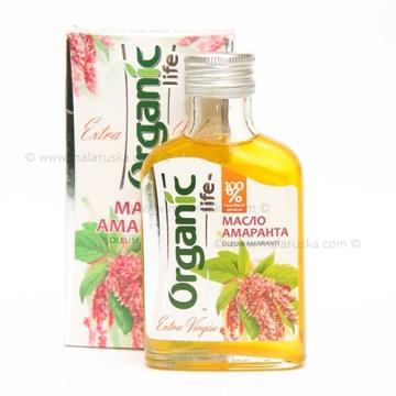 Hladno ceđeno ulje amaranta