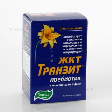 ŽKT TRANZIT - prebiotik