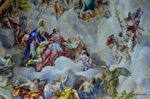 Intercession of Carlo Borromeo Karlskirche