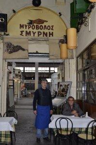 Most Greek looking taverna ever