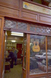 Where musical instruments are still hand made