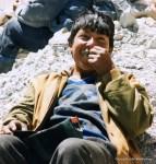 Potosi miner kid