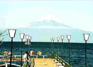 Volcano Osorno Chile