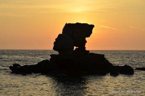 Sunset, Kumbara Beach, Ios
